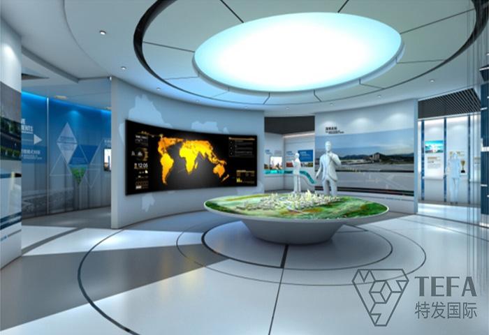 特发国际地铁博物馆展馆设计方案及效果图图片
